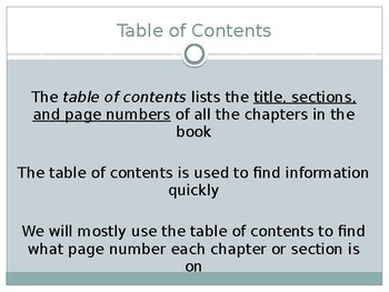 How to Use a Textbook PowerPoint
