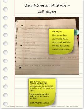 Using an Interactive Notebook