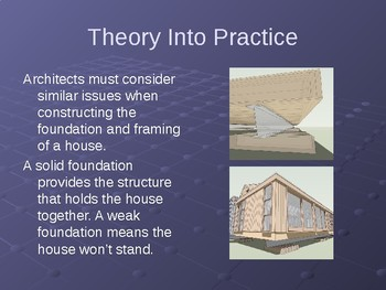How to Use the Principles of Architecture to Become a Fabulous Writer