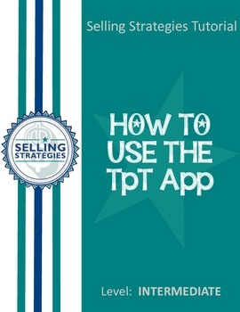 How to Use the TpT App