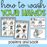 How to Wash Your Hands Posters and Book
