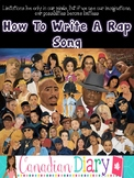 Language and Music: How to Write A Rap Song