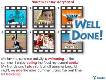 How to Write An Essay: Narrative Essay - NOTEBOOK Gr. 5-8