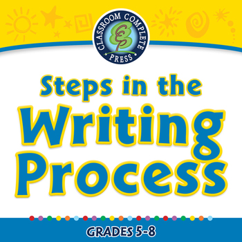 How to Write An Essay: Steps in the Writing Process - NOTEBOOK Gr. 5-8