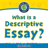How to Write An Essay: What Is a Descriptive Essay? - NOTEBOOK Gr. 5-8