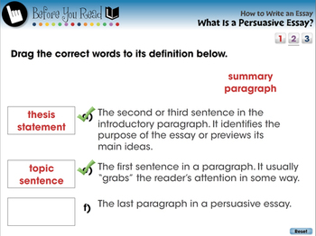 How to Write An Essay: What Is a Persuasive Essay? - MAC Gr. 5-8