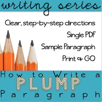 How to Write Analytical Paragraphs