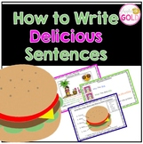 How to Write Delicious Sentences