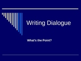 How to Write Effective Dialogue