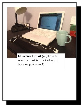 How to Write Effective Emails: Email Etiquette for Student
