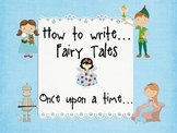 How to Write... Fairy Tales