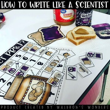 How to Write Like a Scientist? Perfect PB&J!
