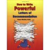 How to Write Powerful Letters of Recommendation  E-book