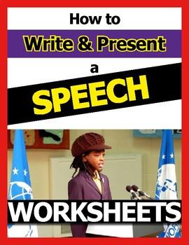 How to Write & Present a Speech ***NEW***