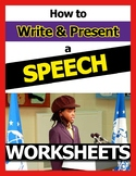 How to Write & Present a Speech ***NEW***