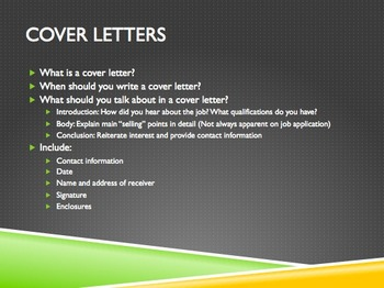 How to Write Professional Letters and Emails