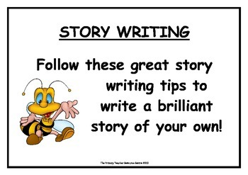 How to Write - Story Writing Display & Poster Pack