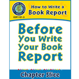 How to Write a Book Report: Before You Write Your Book Report