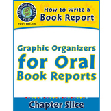 How to Write a Book Report: Graphic Organizers for Oral Book Reports