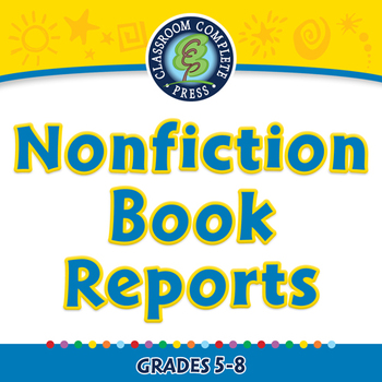 How to Write a Book Report: Nonfiction Book Reports - NOTE
