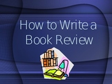 How to Write a Book Review PowerPoint with Example