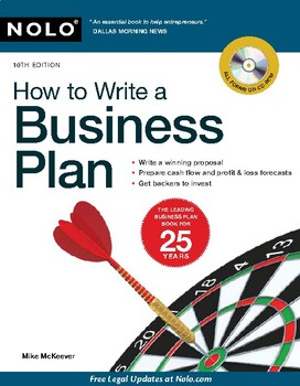 How to Write a Business Plan.pdf