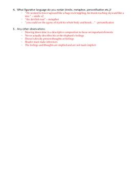 How to Write a Descriptive Composition
