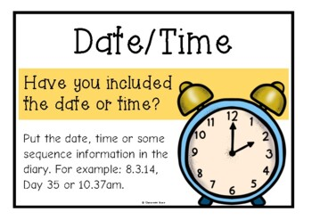 How to Write a Diary