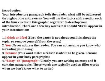 How to Write a Five Paragraph Essay Prezi