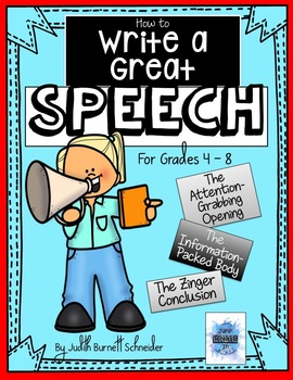 How to Write a Great Speech