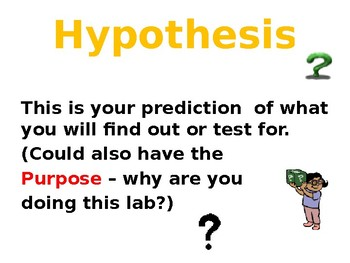 How to Write a Lab Report - PPT