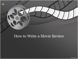How to Write a Movie Review Powerpoint