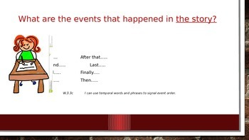 How to Write a Narrative PowerPoint