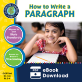 How to Write a Paragraph Gr. 5-8