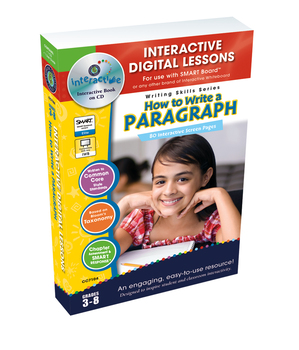 How to Write a Paragraph - NOTEBOOK Gr. 5-8