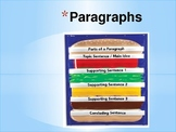 How to Write a Paragraph -- The Basics (teacher's version)