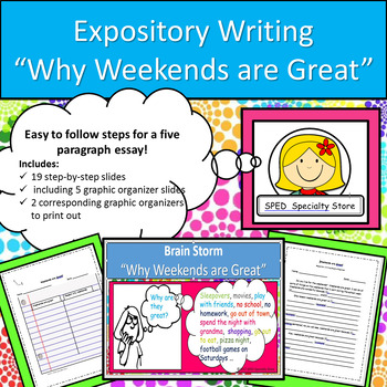 How to Write a Well Organized 5 Paragraph Expository Essay