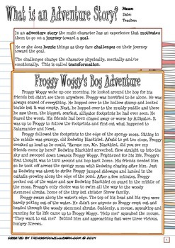 How to Write an Adventure Story (Writer's Process)