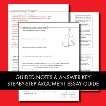 Argumentative Essay Writing Argument Writing How To Guide Topics  Argumentative Essay Writing Argument Writing How To Guide Topics Rubric  Ccss