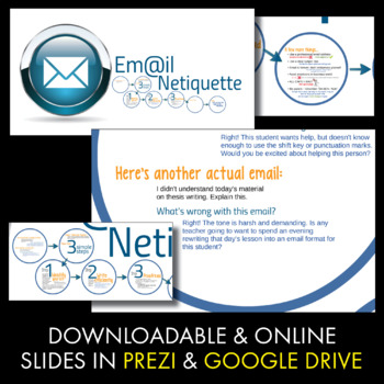 How to Write Email, Email Etiquette, Effective Real-World Business Writing CCSS