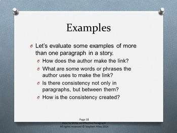 How to Write an Effective Paragraph:Grades 3-5