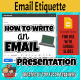 How to Write an Email Presentation