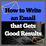How to Write an Email That Gets Good Results