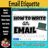 How to Write an Email Unit