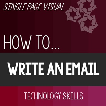 How to Write an Email Worksheet
