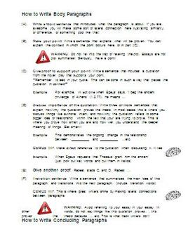 How to Write an Essay (A step by step guide to writing excellent essays)