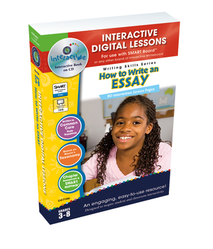 How to Write an Essay - PC Gr. 5-8