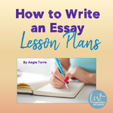 How to Write an Essay in Spanish No-Prep Lesson Plans and Curriculum
