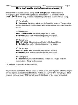 how to write a scientific essay google docs
