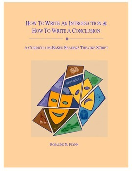 How to Write an Introduction & How to Write a Conclusion Readers Theatre Script